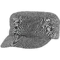 District ®  - Houndstooth Military Hat DT619